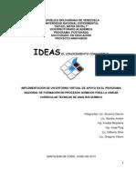 Proyecto Innovador (Scribd)