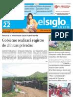 Elsiglo Eje Este Sabado 22-06-2013