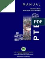 Manual Penyediaan Projek Pembangunan Tanah Bersepakat (PTB)