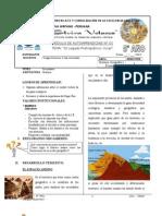 Módulo el legado prehispanico incas 5to año 2013