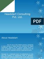 Headstart Consulting Pvt Ltd Jaipur
