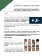 Retroceso y degradación del suelo