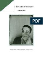 Arlt - Diario de un morfinómano