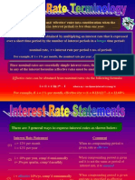 Learn about Interest Rate