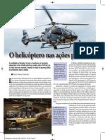 Artigo S&D sobre Helicópteros policiais
