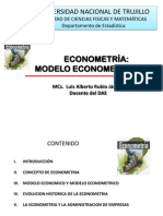 CLASE01_ECONOMETRIA_2013