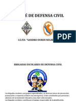 COMITÉ DE DEFENSA CIVIL