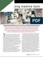 PaperNJ05 Machine Tool Rejuvenation - MMT Magazine - Cover Story - April 05