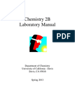 Chem 2BLabManual201303