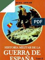 120142349 Historia Militar de La Guerra de Espana Tomo Segundo