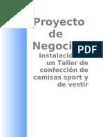 Proyecto Camisas Final