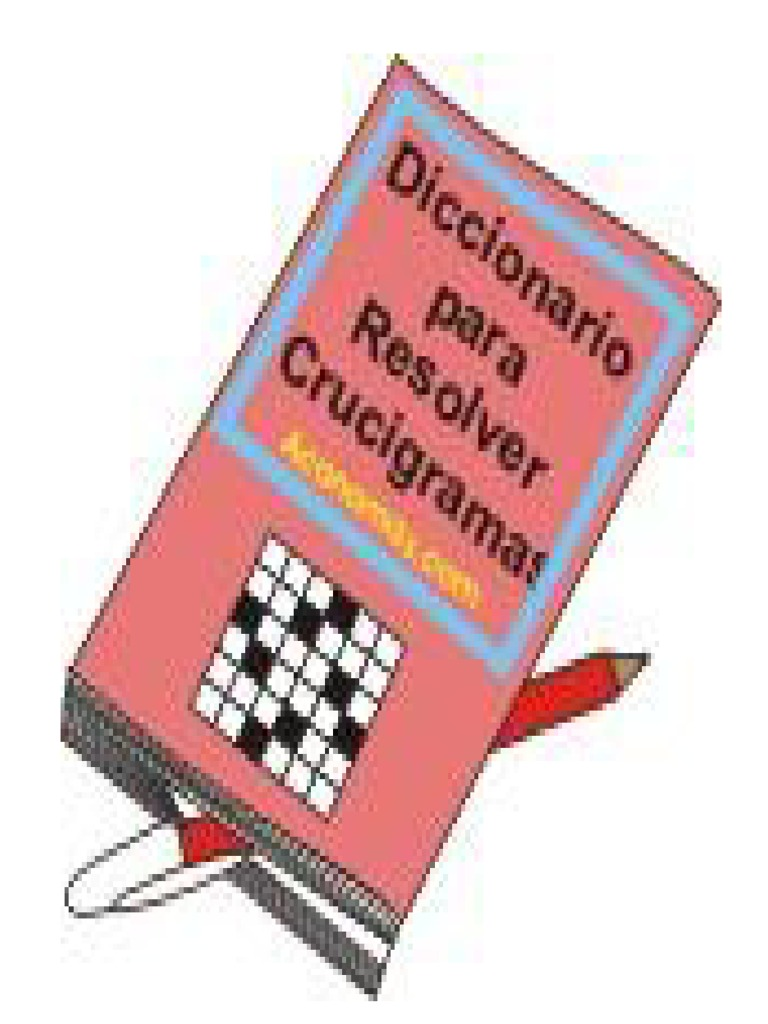 Diccionario Para Crucigramas 779a1c51513