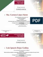 constancia iv coloquio internacional de fenomenología y hermenéutica ponentes