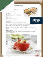 Recetario Edicion Gourmet