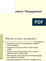 8 Inventory Management