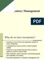 8 Inventory Management