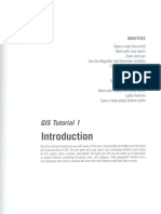 GIS Tutorial Updated for ArcGIS 9.3 - Tutorial 1 (pag 1 - pag 40)