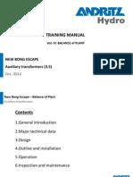 Training NBE AuxiliaryTransformer R0