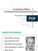 Tutorial on Kalman filter