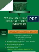 Bab Vi Geopolitik