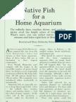 Native Fish for a Home Aquarium.pdf