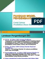 Panduan Model Pengembangan Diri