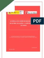Investigación sobre decisiones judiciales en materia de guarda y custodia y régimen de visitas