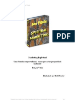 Marketing Espiritual - Joe Vitale