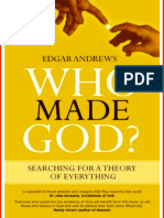 WHO MADE GOD? (book review)