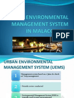 Urban Environmental Management System 1