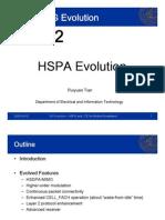 HSPA Evolution