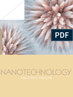 ,Nanotecnology Risk Ethics and Law