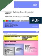 WebSphere Application Server v6.1