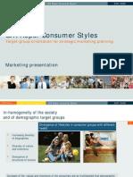 Presentation Roper Consumer Styles