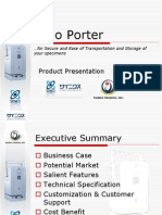Cryoporter Presentation