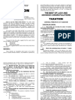 Taxation Notes 2010
