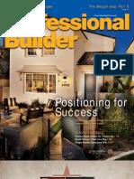 Professional Builder - June 2013