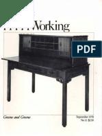 12 Fine WoodWorking September 1978