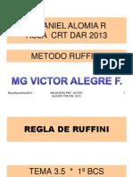 METODO RUFINNI