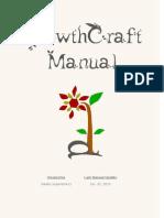 GrowthCraft Manual 6-22-2013