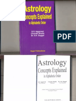 Astrology Concepts Explained