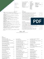 maya del sol drink menu 6.22.13