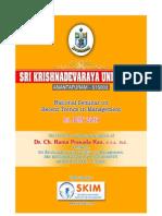Skim Seminar Brochure