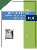 Cap. 7 Texto Ejercicios Resueltos de Hidrologia Nelame 120912