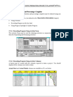 33Planning Using Primavera Project Planner P3