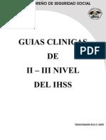 Guía Hondureña de Medicina I.