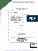 Deposition of plaintiff Lisa T. Jackson vs. Paula Deen Enterprises, etc.