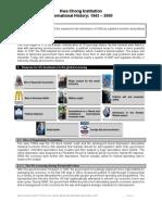 C2 History Notes - Global Economy - US Dominance