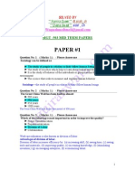 503 MID Term Solved Papers Wd Ref