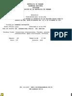 La Convencion de Las Naciones Unidas Sobre El Derecho Del Mar - Montego Bay 1996_139_2065